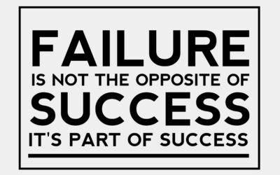 Embracing Failure: Changing the Way You Think About the F-Word
